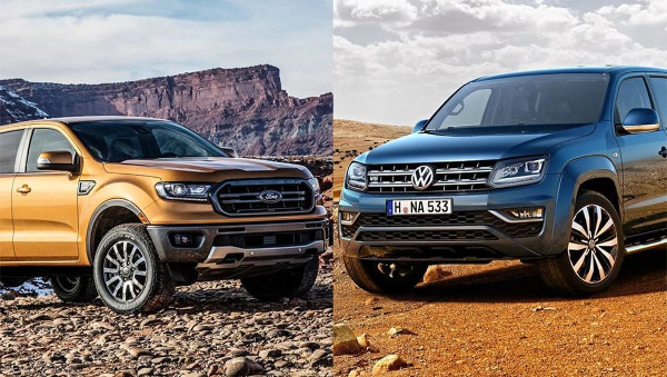 Pick up Volkswagen Amarok dezvoltat de Ford