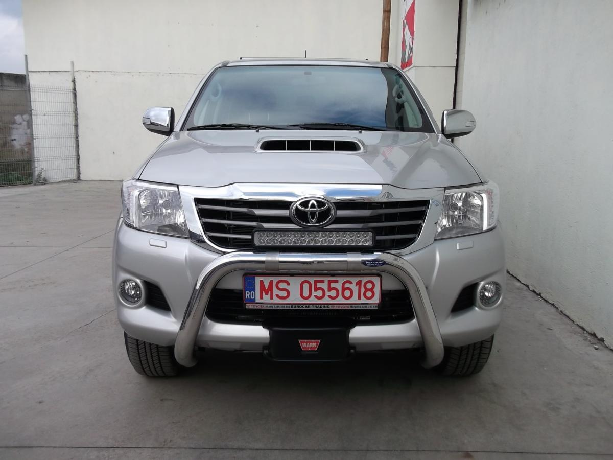 Vision X pe Toyota Hilux