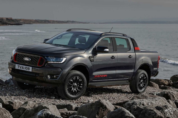 Ford Ranger Thunder Edition
