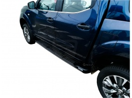 Prag lateral plastic ssang-yong-actyon-sport