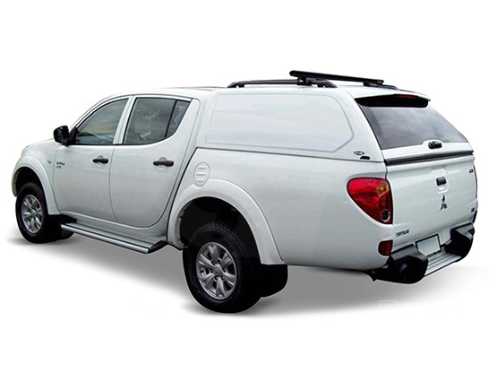 Hardtop GWE Commercial Work mitsubishi-l200-2006-2009-shortbed
