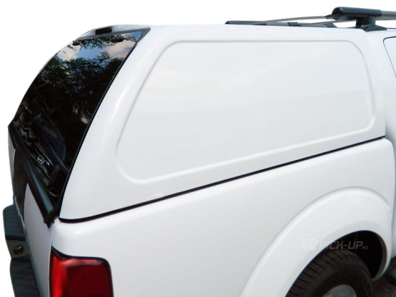 Camioneta Pick up Nissan Navara cu hardtop commercial work