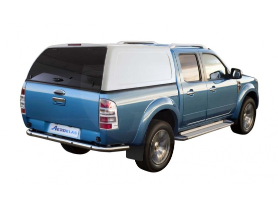 Hardtop AK GWE Commercial Work ford-ranger-2009-2011