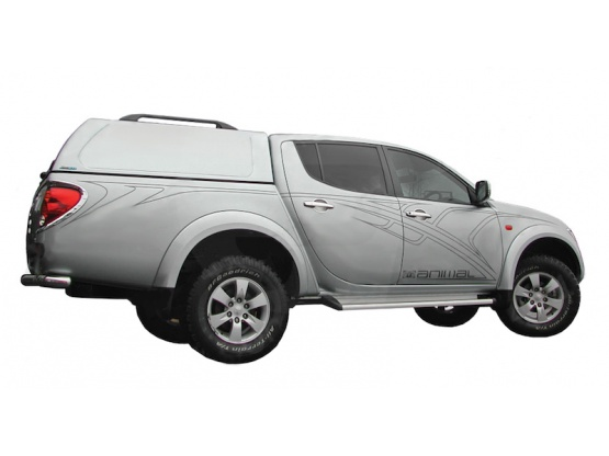 Hardtop AK GWE Commercial Work mitsubishi-l200-2009-2015-longbed