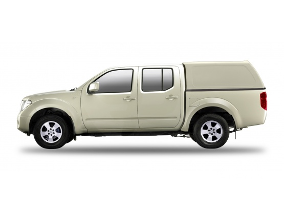 Pick up Nissan Navara cu hardtop commercial work