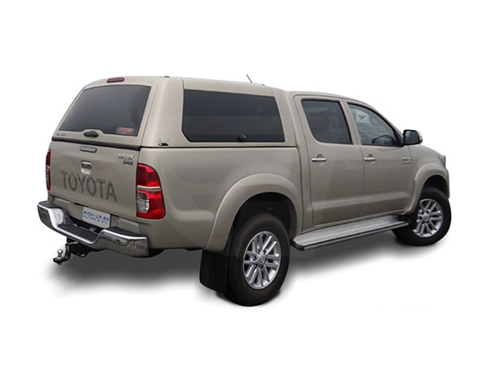 Hardtop CME-W Commercial Work toyota-hilux-2006-2009