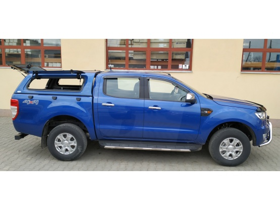 Hardtop AK GSE Lift-Up pe Ford Ranger
