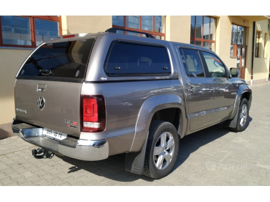 Hardtop GSE Lift-Up pe VW Amarok