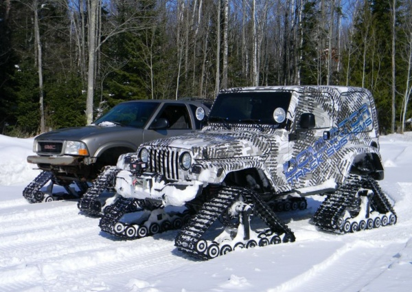 Dominator winter off road