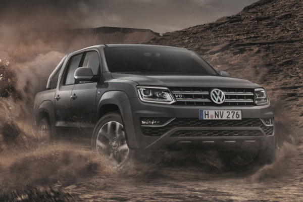 Pick up VW-Amarok castigator top viteză